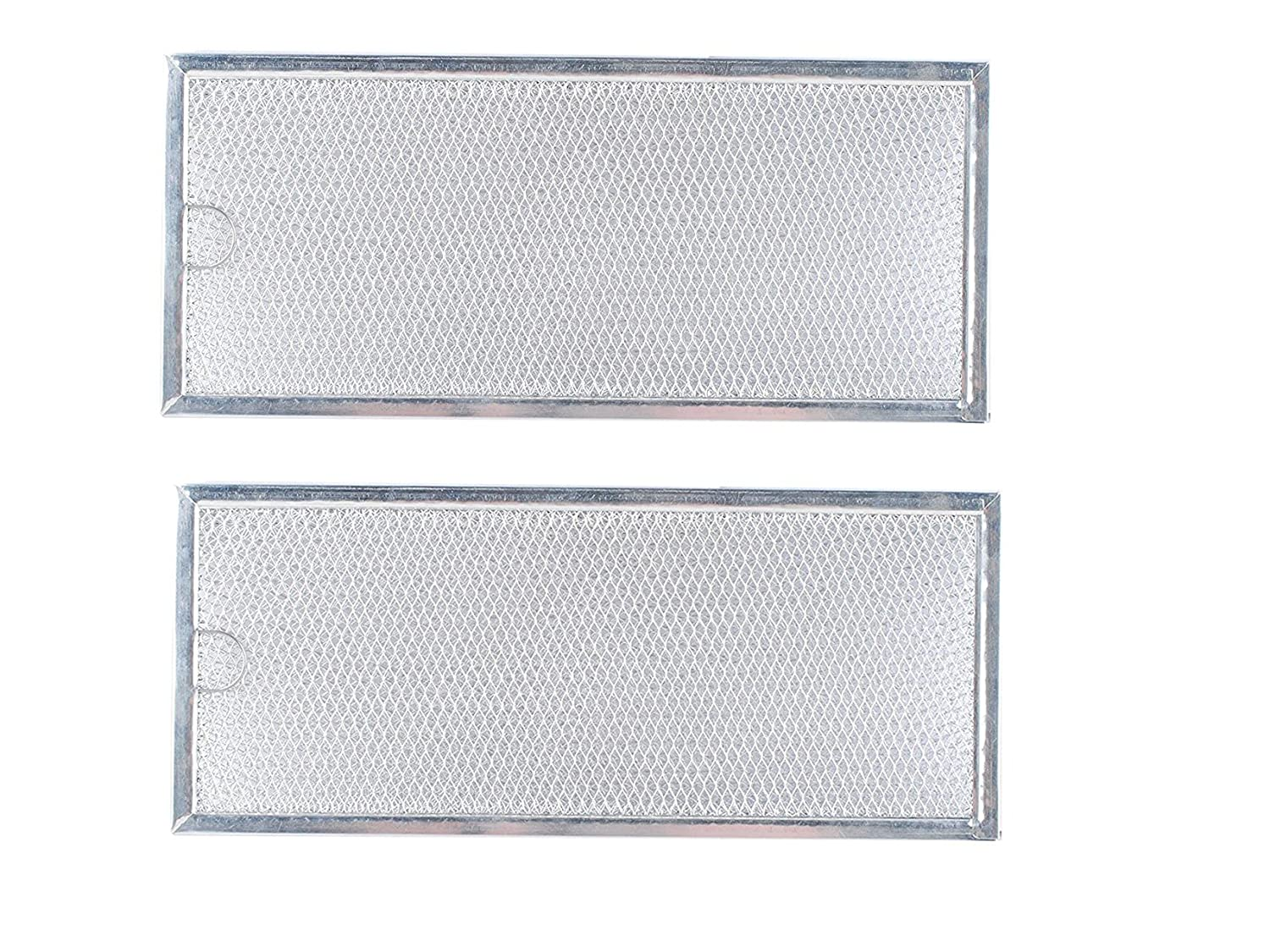 WB06X10596 Microwave Grease Filter Replacement Replace for Many GE Microwaves by Wadoy(2-Pack)