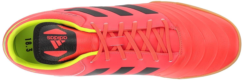 online store ad44a ec918 Amazon.com  adidas Mens Copa Tango 18.3 Indoor Soccer Shoe