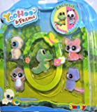 Yoohoo & Friends Pack De 5 Figurines