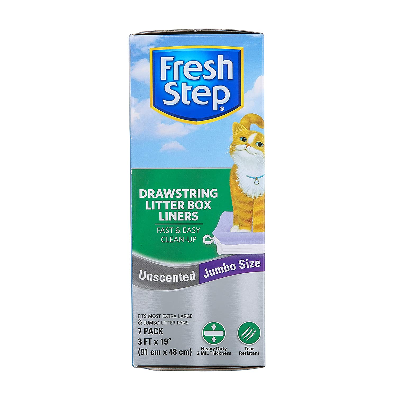 Amazon.com: Fresh Step - Bolsas de arena con cordón para ...
