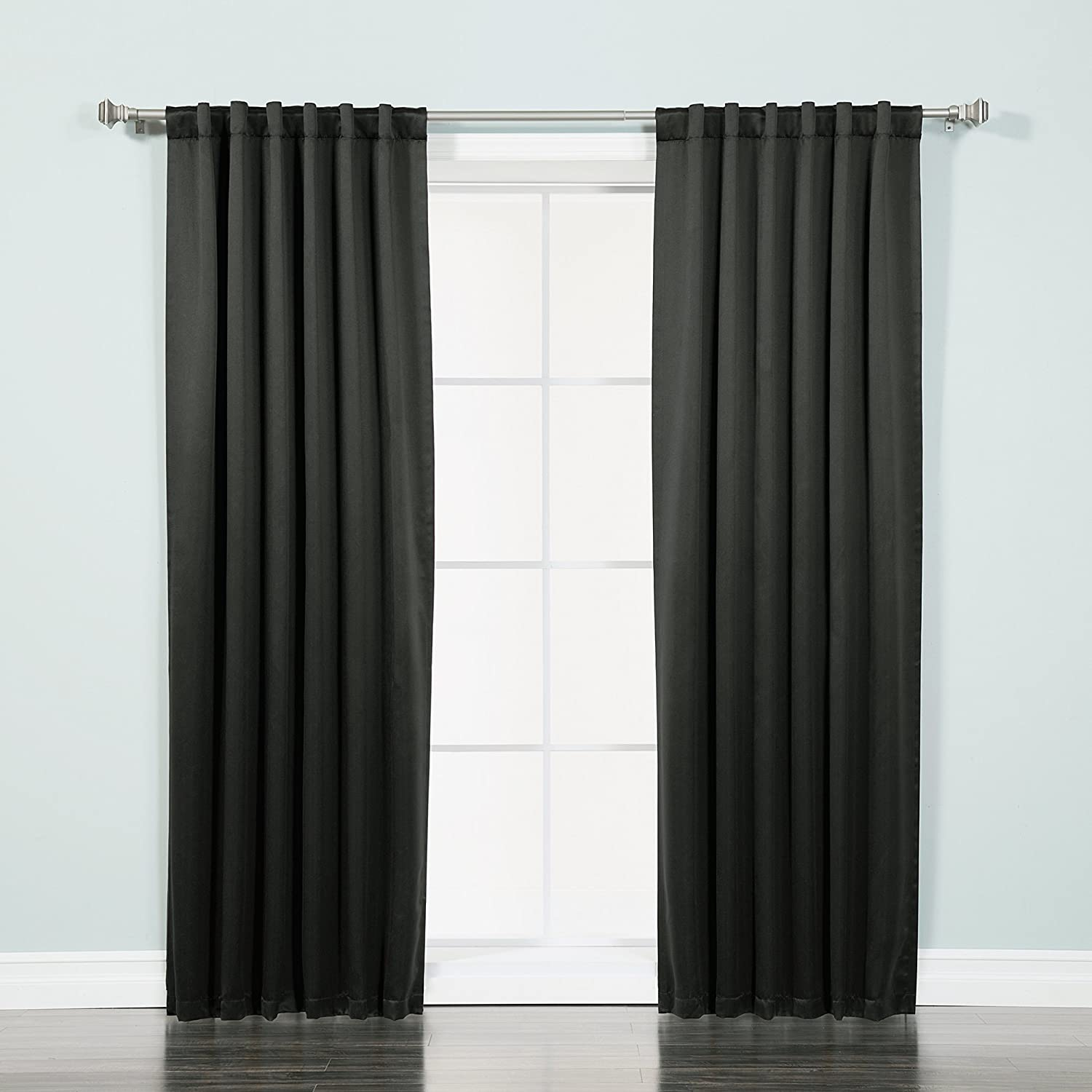 home c thermal curtains birds curtain insulatedt insulated fannie two blackou coral