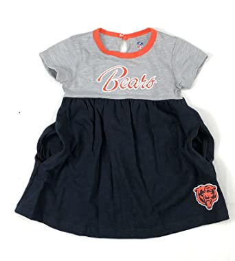 low priced 7becb f470a Amazon.com: Outerstuff Chicago Bears Football Girls Baby ...