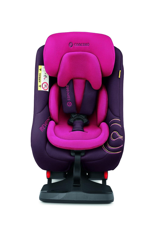 Concord, Silla de coche i-Size, grupo 0+/1, rosa: Amazon.es ...