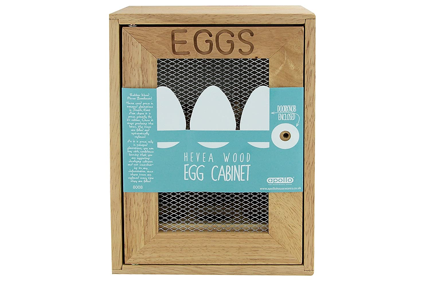 Apollo Rb Egg Cabinet Mesh Front: Amazon.co.uk: Kitchen & Home