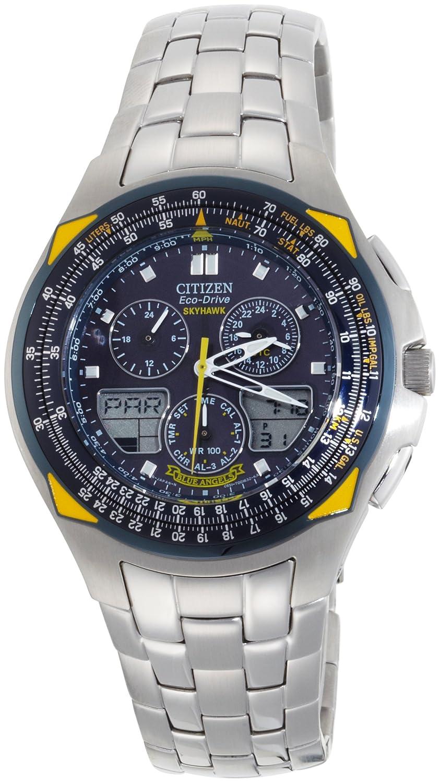 057c462d9 Amazon.com  Citizen Men s JR3080-51L Eco-Drive Blue Angels Watch  Citizen   Watches