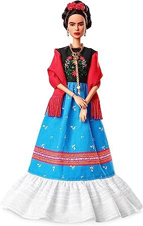 Amazon.es: Barbie Collector, muñeca Frida Khalo de
