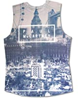"Paul McCartney ""London View A/O"" Sublimated Tank Top Shirt"
