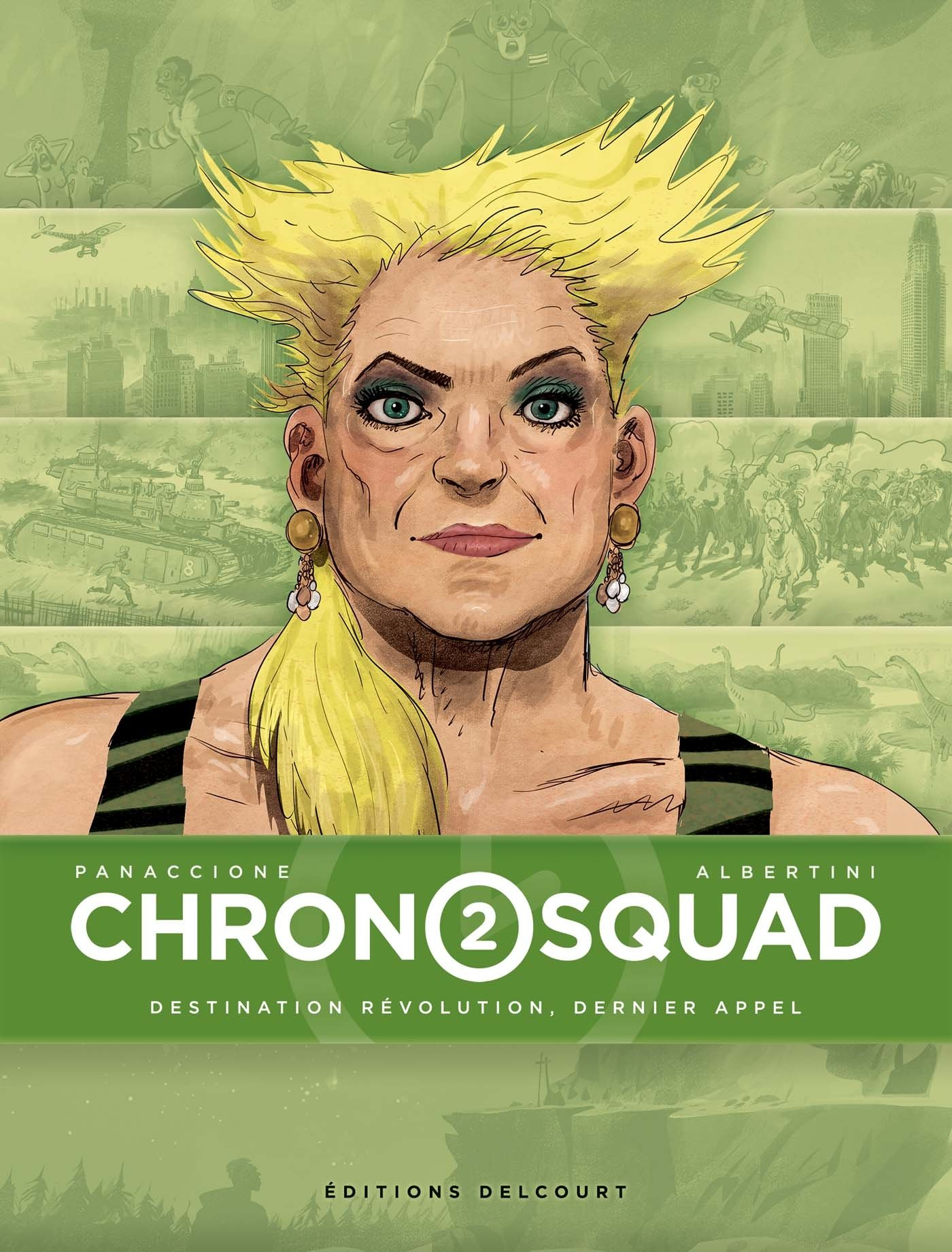 Chronosquad Tome 01 & Tome 2 - Ebook Officiel