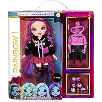 Rainbow High Fashion Doll - Verzamelbaar speelgoed voor kids - met 2 outfits voor Mix & Match en poppen accessoires…