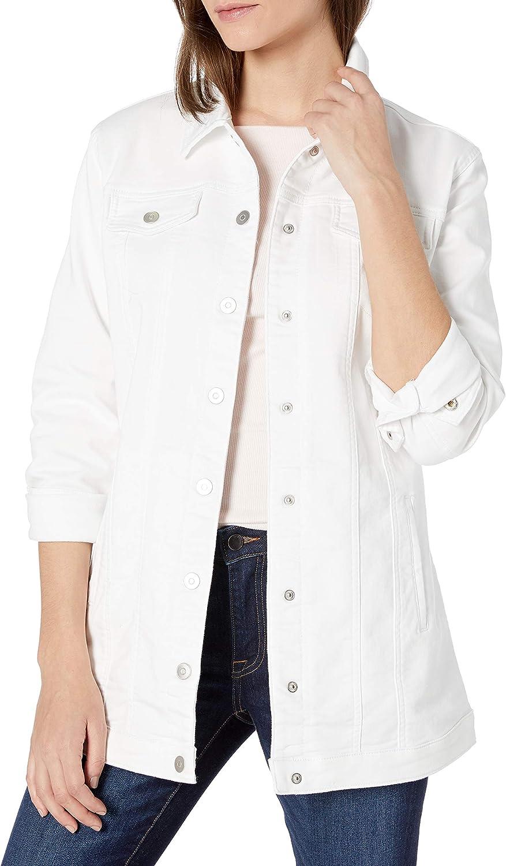 Tribal Womens Maxi Jacket