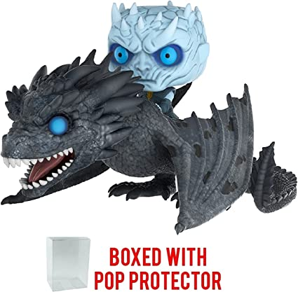 Amazon.com: Funko POP. Paseos: Game Of Thrones – Night King ...