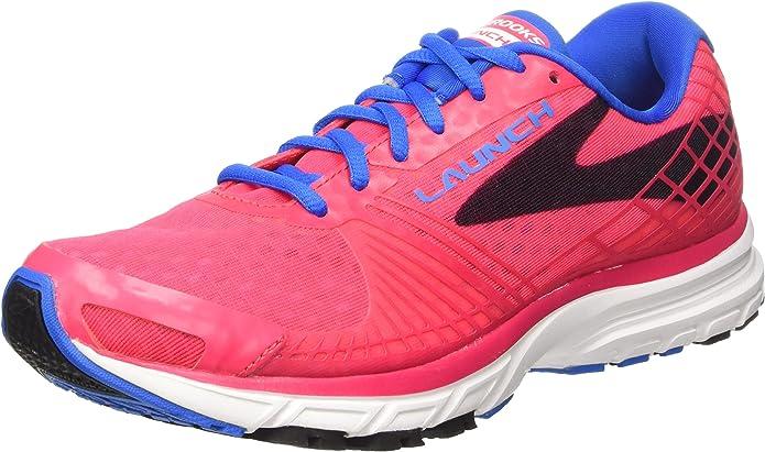 Brooks Launch 3 W, Zapatillas de Running para Mujer, Myla Pink ...