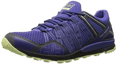 Helly Hansen Women's W Terrak Trail Running Shoe, Lake  Purple/Lavender/Midori,