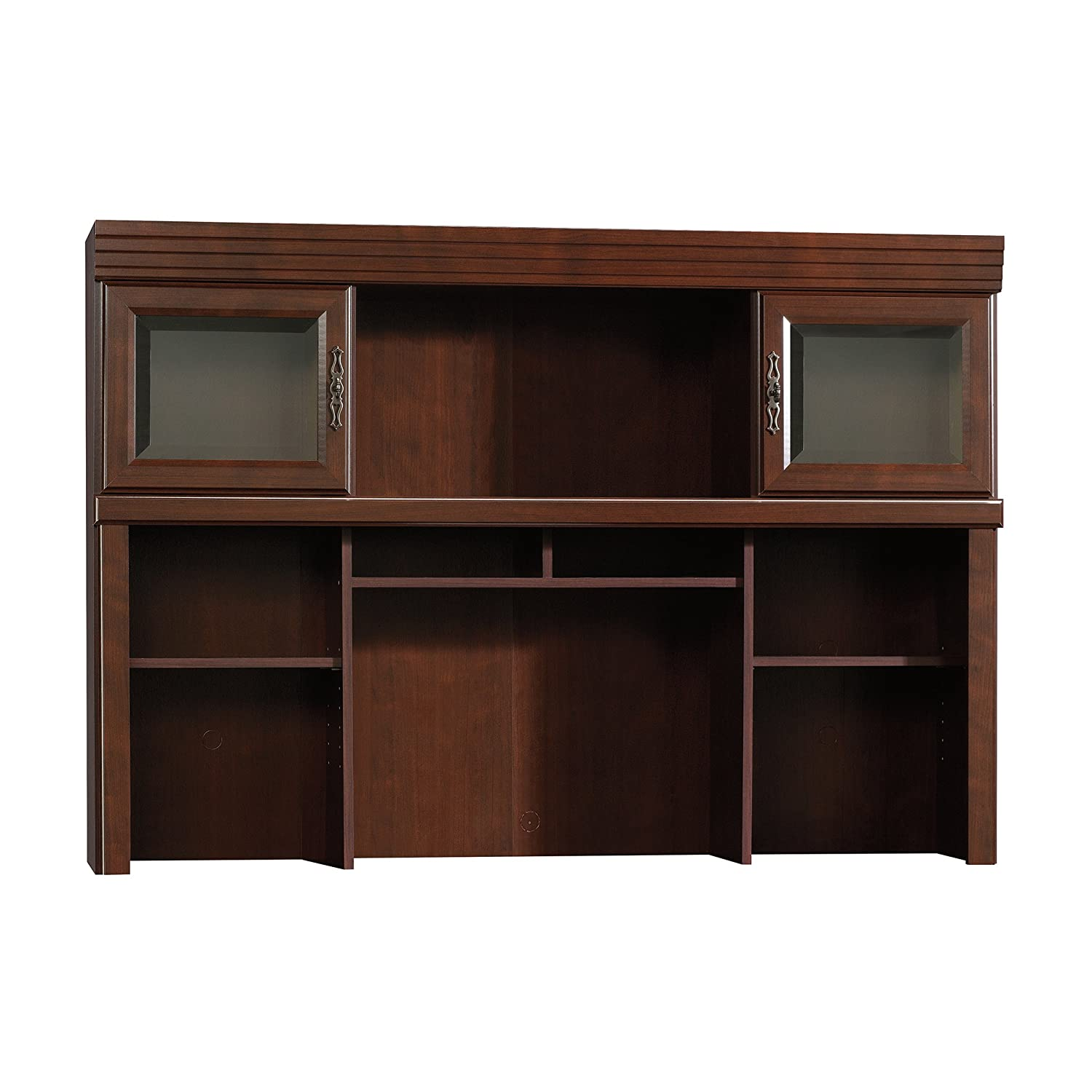 Sauder 404975 Heritage Hill Classic Cherry Hutch (Only) Sauder Woodworking Company