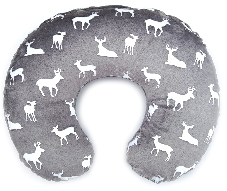 Nursing Pillow Slipcover Breastfeeding Pillow Cover Made in USA No.16