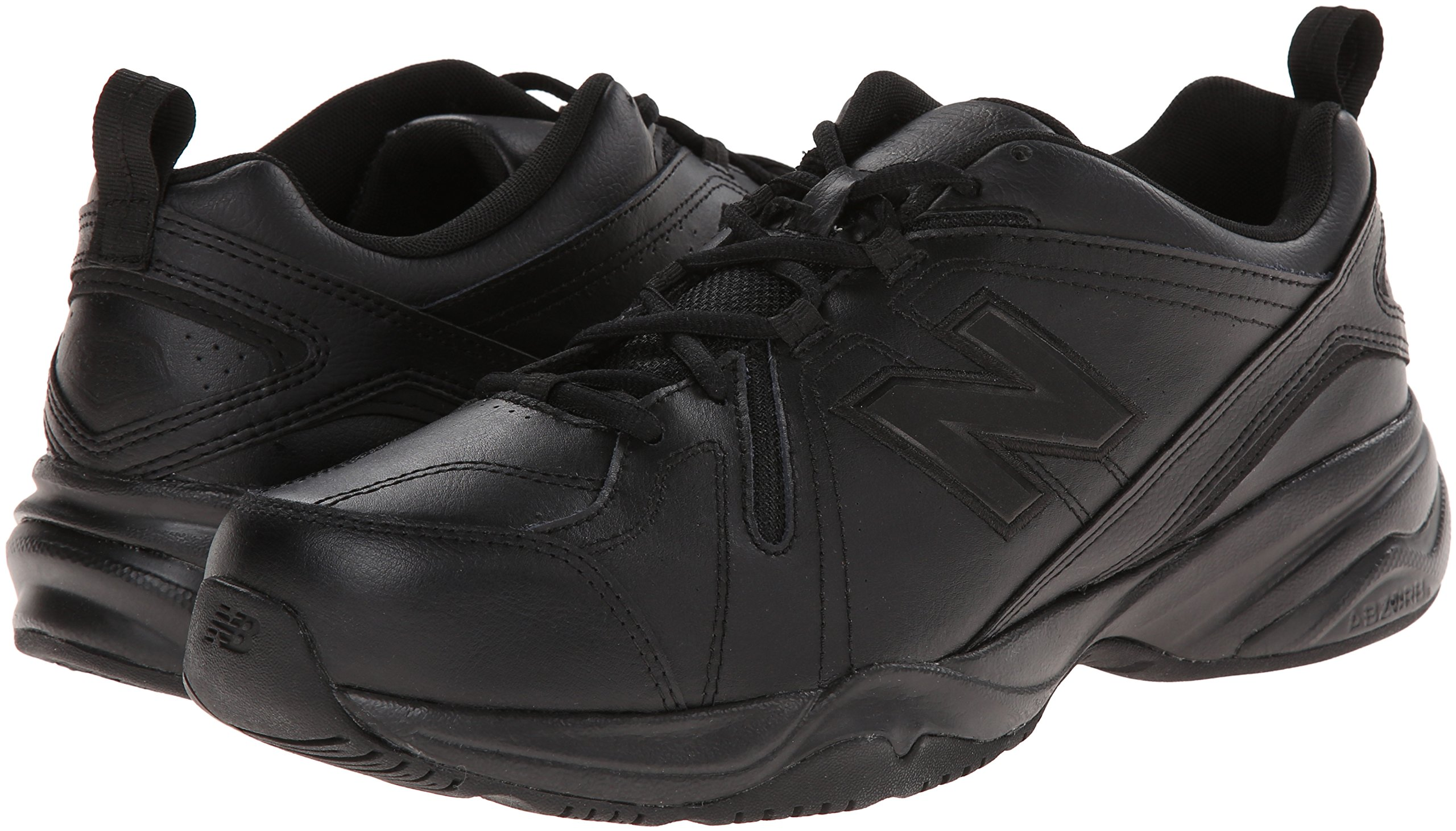 New Balance Men's MX608v4 Training Shoe, Black, 6.5 D US by New Balance (Image #6)
