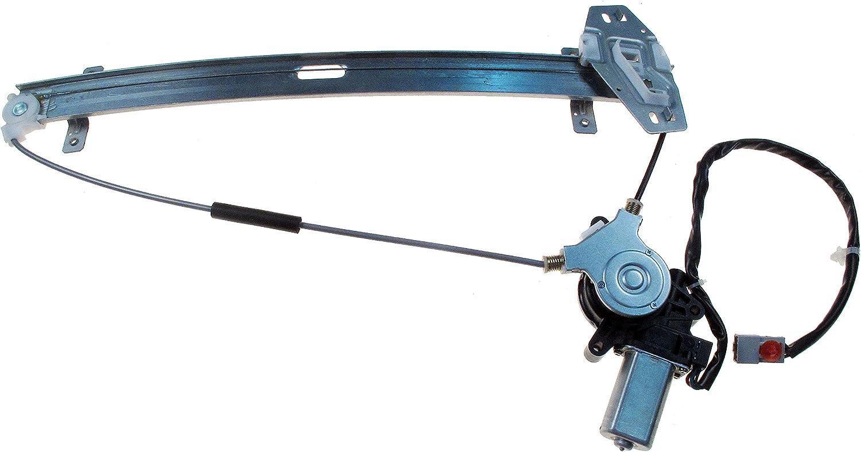Replacement Parts Window Regulators & Motors New Window Regulator ...