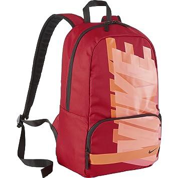 Nike Men s Classic Turf Bag Pack - Red Orange Black 7452592acc26a