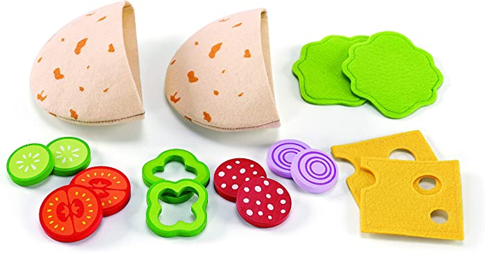 The Best Hape Pita Play Food