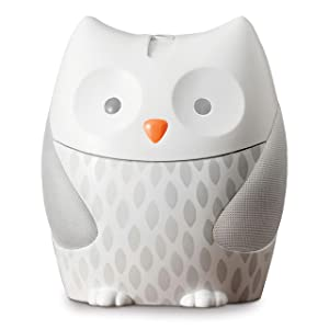 Skip Hop Baby Sound Machine Soother and Night Light: Moonlight & Melodies, Owl sleep habits for babies - 81B5vcEDmcL - Sleep habits for babies – Sleep Gadgets to help your baby fall asleep