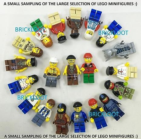 Bundle Lot Lego Minifigures Free Postage