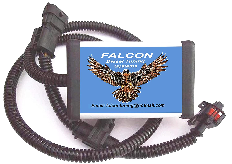 Nitro OBD2/Diesel Chip Tuning caja//remapear /25/% m/ás de par 35/% m/ás BHP/