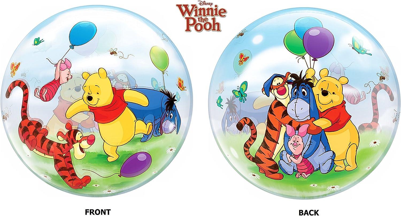 Winnie The Pooh Vajilla /& Decoraciones para los niños-Crear Tu Fiesta Pack