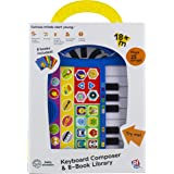 Baby Einstein - My First Music Fun Keyboard Composer & 8 Book Library - PI Kids