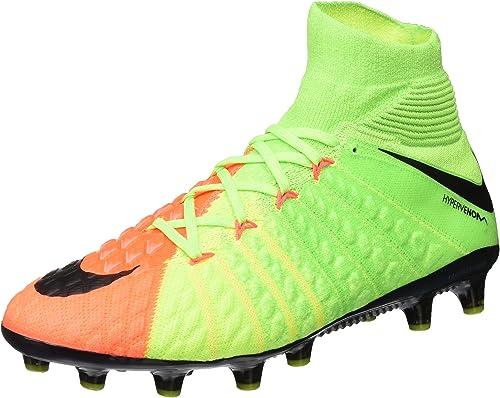 desnudo parálisis desarrollo de  Nike Hypervenom Phantom 3 AG-Pro, Men's Football Boots, Green (Electric  Green/Black/Hyper Orange/Volt), 7 UK (41 EU): Amazon.co.uk: Shoes & Bags