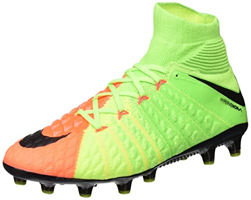 Nike Men's Hypervenom Phantom 3 AG-Pro Football Boots, Green (Electric  Green/