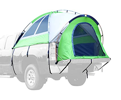 NAPIER Backroadz Full Size Crew Truck Tent 5-Feet 5-Inch Green  sc 1 st  Amazon.com & Amazon.com : BACKROADZ SUV TENT : Sports u0026 Outdoors