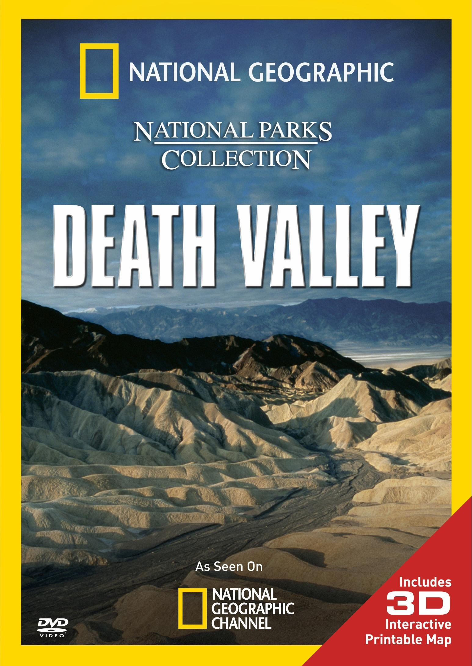 DVD : Eric Christian Olsen - Death Valley: National Parks Collection (Widescreen)