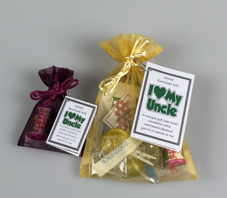 Personalised Option * Auntie Survival Kit Novelty Keepsake Gift