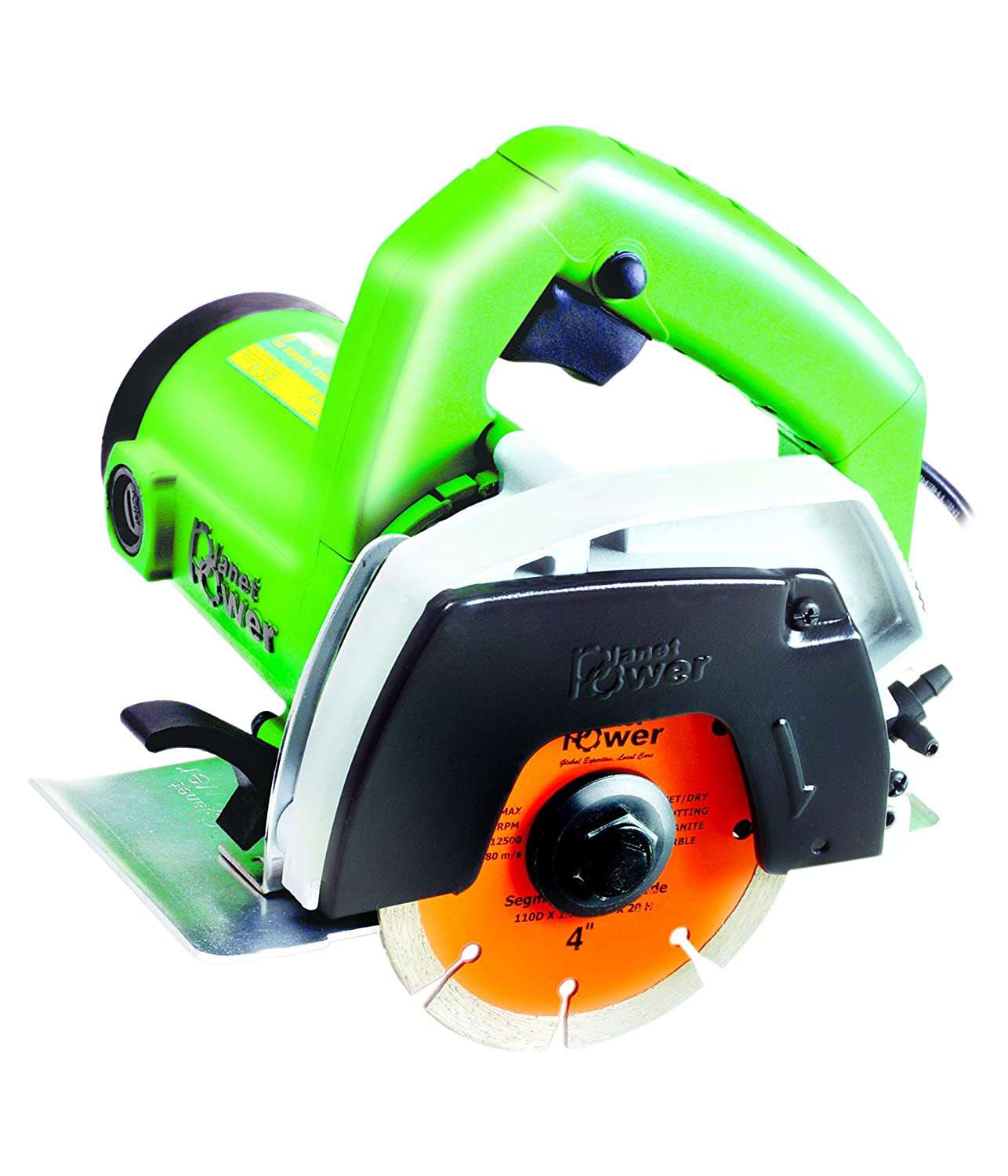 PLANET POWER 220 -230V 1200W EC4 Tile/Wood Cutter without Cutting Blade (4 Inch)