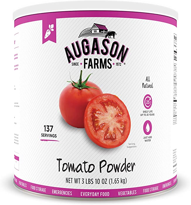 The Best Long Term Food Tomatoe Sauce
