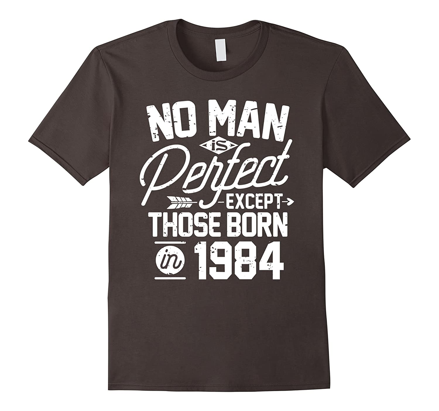 33rd Birthday Gifts For 33 Years Old No Man Is Perfect 1984 TH