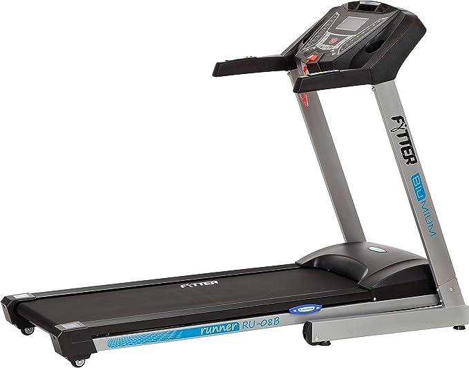 FYTTER Cinta de Correr Runner Ru-08B Gris: Amazon.es: Deportes y ...
