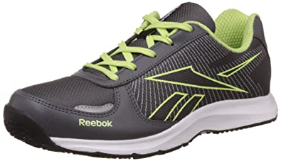 Reebok Women's Extreme Speed V Grey, Silver, Yellow White and Black Running  Shoes -