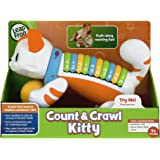 LeapFrog Count & Crawl Number Kitty Musical Toy