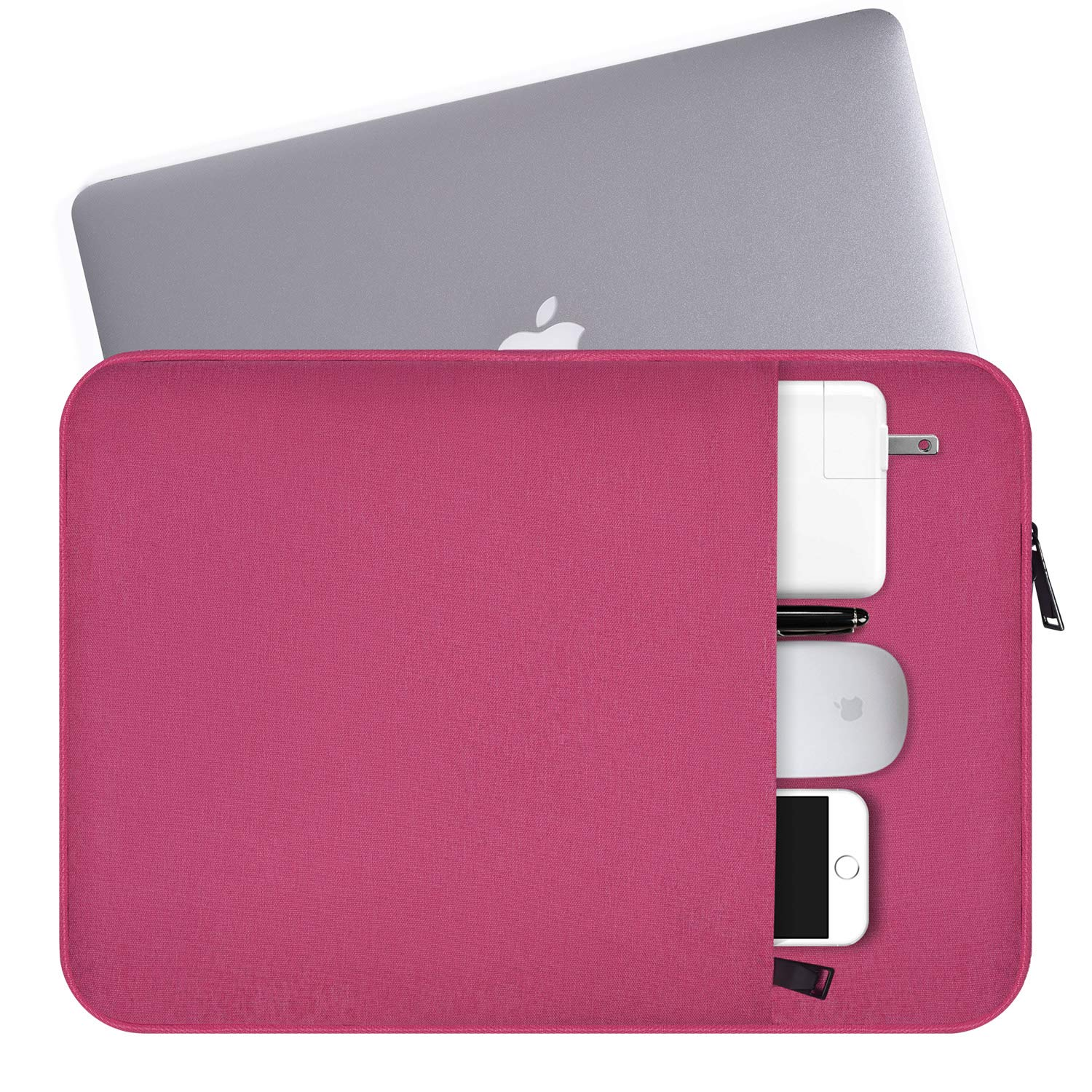 Funda Para Laptop De 15.6 Acer Aspire, Dell Inspiron (rosa)