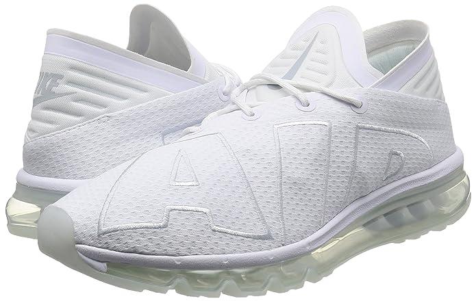 competitive price 6afd1 84d87 Nike Nike Air Max Flair Herren Sneaker White Pure Platinum 42 EU Triple  White 44