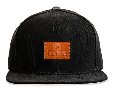 01fdb818ceb7 Premium Cap Damen Herren Snapback Leder Panel Cap Muster Cape Hut Mütze  Accessoires