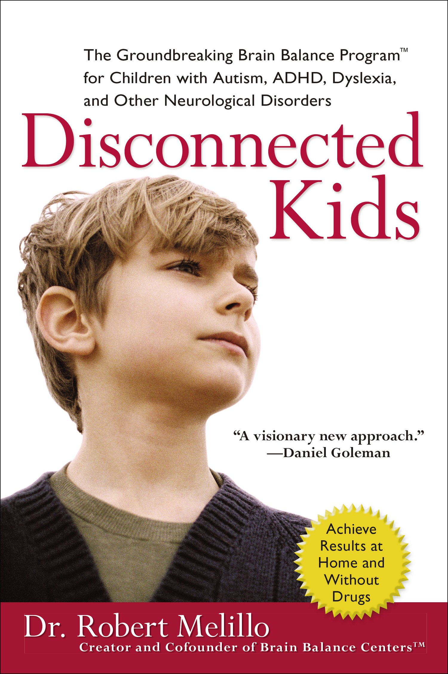 Disconnected Kids Groundbreaking Neurological Disorders product image
