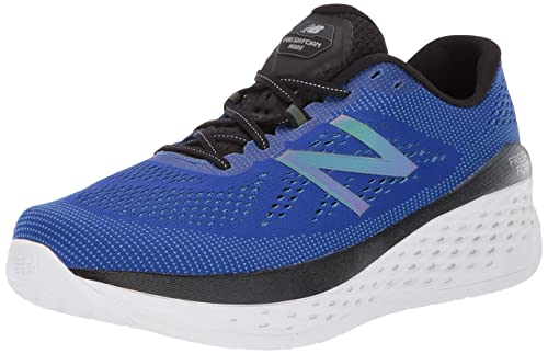 atleta intelectual Impuro  Buy new balance Men's Fresh Foam More Light Porcelain Blue Running Shoes-9  UK (43 EU) (MMORLB) at Amazon.in