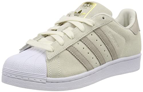 adidas Superstar Sneaker, Argent, For Women - - CLESKY/Ftwwht S80550,