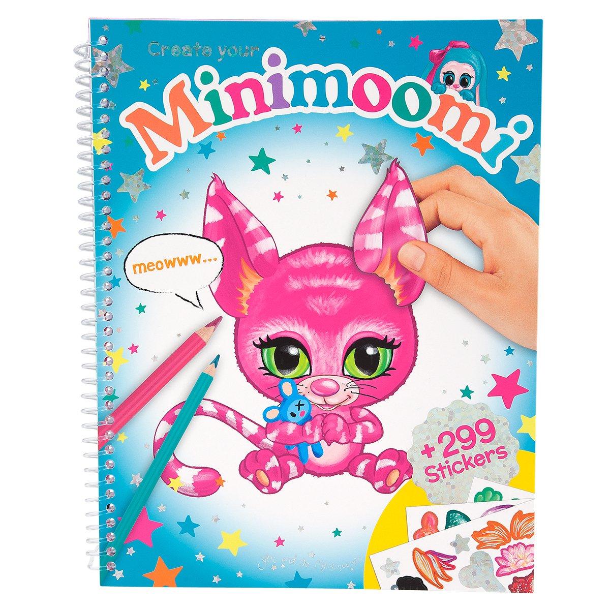 Minimoomi spel