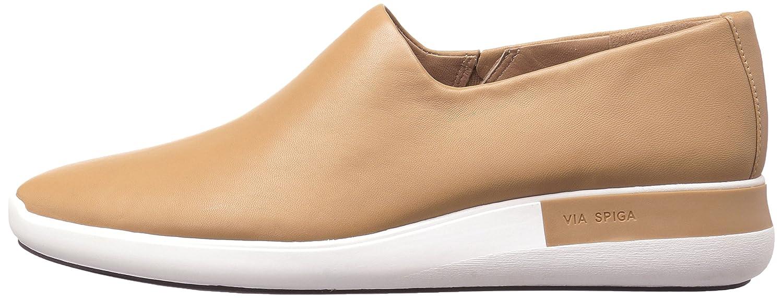 Via Spiga Women's Malena B(M) Slip Sneaker B06XGS8WPN 11 B(M) Malena US Desert Leather 33f3c0