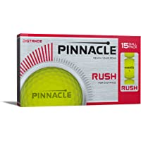 Pinnacle Rush - Pelotas de Golf (15 Unidades)