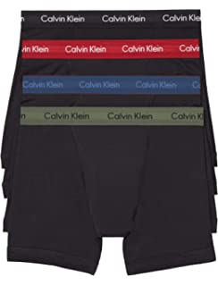 be4f2605acbd Calvin Klein Men's Cotton Classics Multipack Boxer Briefs at Amazon ...
