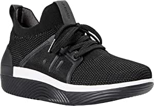 DropLabs EP 01 Haptic Sneaker, Mens Size 10, Gaming, Music, Movies, VR, Bluetooth Compatible, 360 Haptic Feedback, 6-Hour Battery Life, Magnetic Charge Connector, Black & White